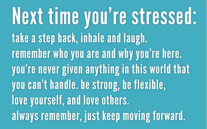 Inspirational Quotes For Stressed Moms: Always-rememberjust-keep-moving-forward-inspirational-quote